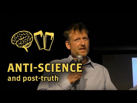 Mark Lynas: Anti-science and post-truth – climate change, GMOs and nuclear power