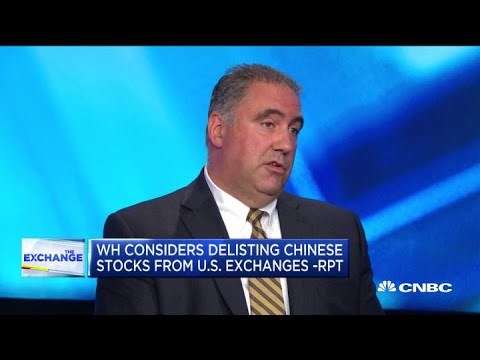 US blocking all China investments will cause a lot of strain: Investor