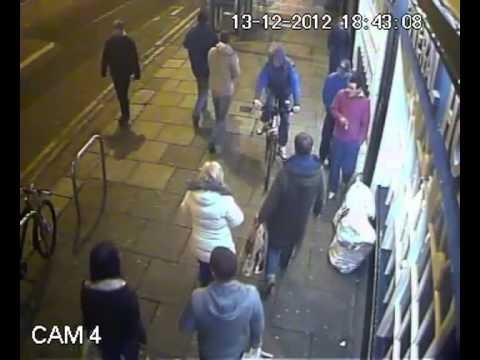 Bike theft in Dublin