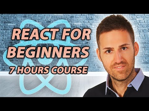 React Tutorial for Absolute Beginners - Learn React in 2021