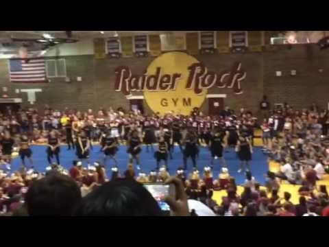 Riverdale high school pep rally