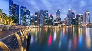 #704. Сингапур (Сингапур) (классное видео)(Самые красивые и большие города мира. Лучшие достопримечательности крупнейших мегаполисов. Великолепные..., 2014-07-03T01:46:56.000Z)
