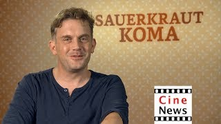 Sauerkrautkoma – Interview: Sebastian Bezzel