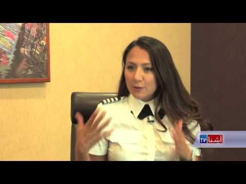 Afghan pilot Shaesta Waiz takes flight for women- VOA Ashna