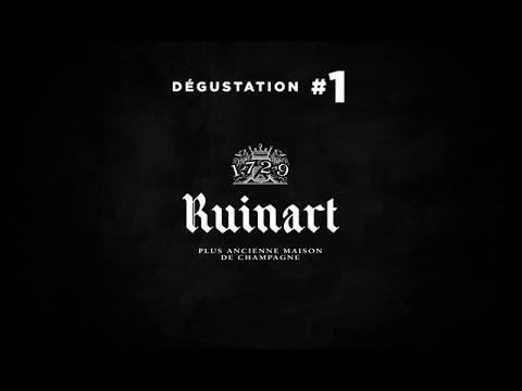 Maison Ruinart - Dégustation 1 - Montréal Passion Vin 2014