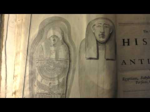 Antique Books on Egypt