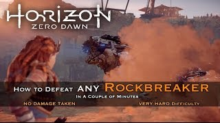 How To Easily Defeat Any Rockbreaker In A Minute [ Quick Way To Beat Corrupted Rockbreakers ]