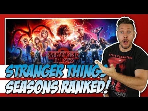 All 3 Stranger Things Seasons Ranked!