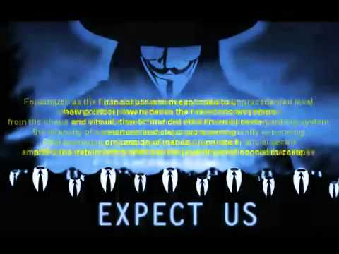 Anonymous - Invalid, paradoxical, dangerous and deceitful capitalistic financial system manifests