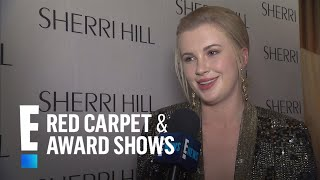ireland baldwin weighs in on having a famous last name e live from the red carpet