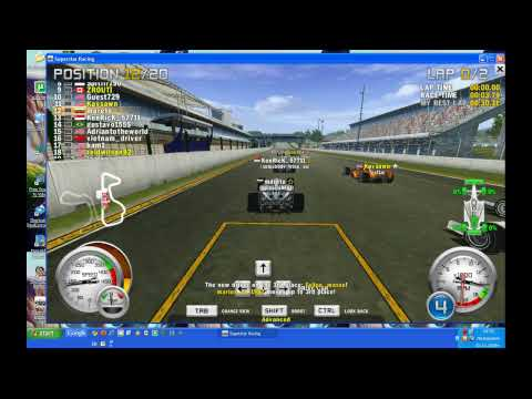 Superstar Racing chat Republic  1