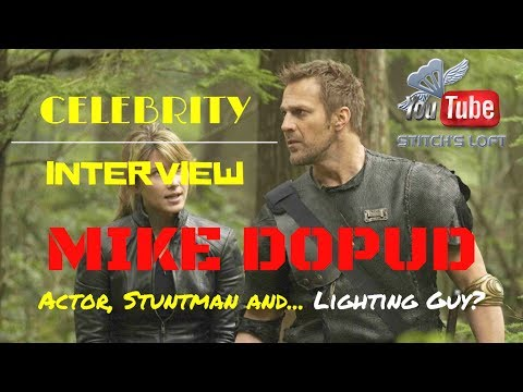 STITCH'S LOFT INTERVIEW WITH MIKE DOPUD - SHORE LEAVE 39