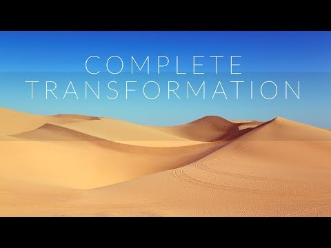 Complete Body Scan & Transformation  | 'The Desert Oasis' Guided Meditation