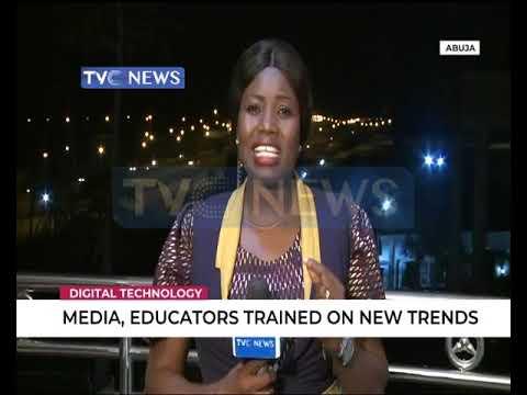 Helen Osamede-Akins speaks on Digital Technology