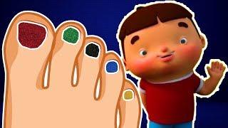 Kardeşim Ozi Çizgi Film izle Tırnak Boyama Çocuk ve Bebek Şarkıları Renkleri Öğreniyorum - Leylek