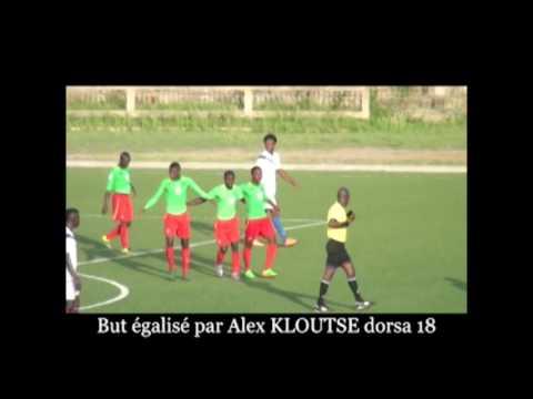 footballeur Klutse Alex
