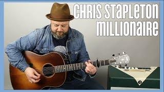 Chris Stapleton - Millionaire - Guitar Lesson