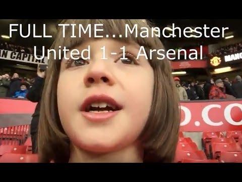 Manchester United v Arsenal - Premier League - Old Trafford - 19.11.2016