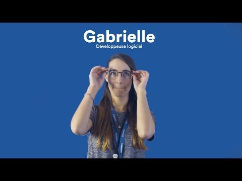 Rencontrez la crew: Gabrielle