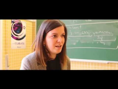MADRID - Ana - Profesora del Fray Luis de León