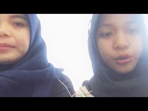 Pemeran utama - raisa ( karaoke ) cover 2hijab