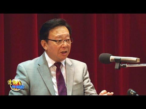 辛灝年台大演講  「兩個中國」與台灣命運 (下)