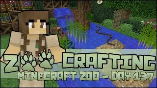 Swimming with the Northern Water Snake! 🐘 Zoo Crafting: Season 2 - Episode #137