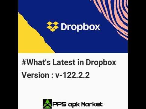 latest dropbox version