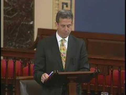 US Senator Russ Feingold on Iraq (5/24/2007)