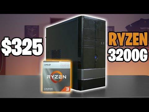 $325 Budget Gaming PC 2019