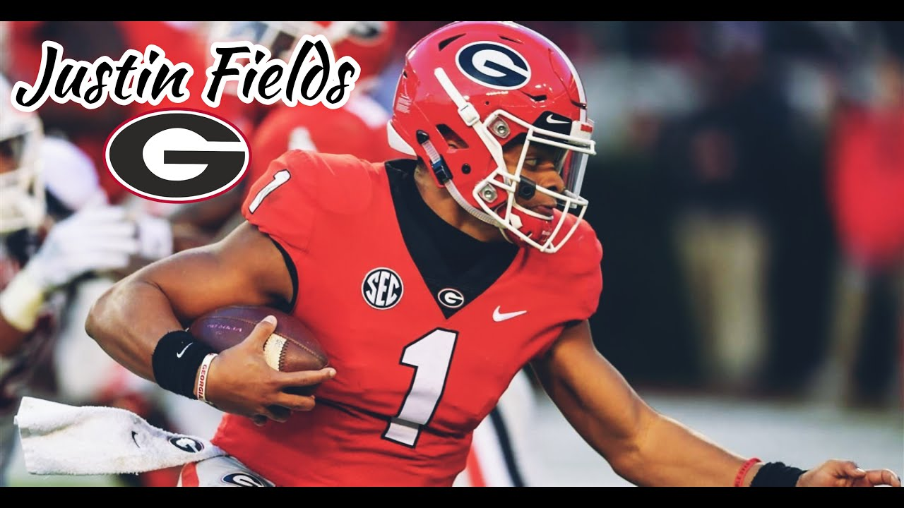 Justin Fields Highlights YouTube