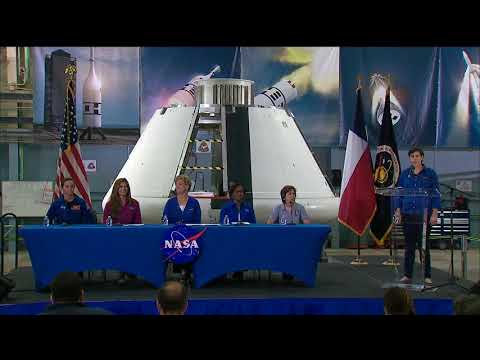 Orion Exploration Media Day - April 26, 2018