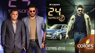 UNCUT - '24' season 2 Launch | Anil Kapoor | Colors Tv