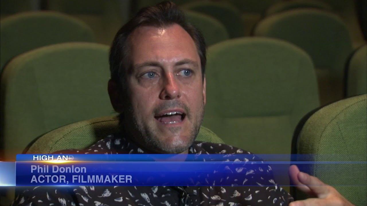 Chicago filmmaker & actor talks about new movie 'High and Outside'