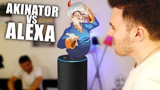 Mentaliste VS Akinator VS Alexa Echo Siphano (Beaucoup de VS quoi...)