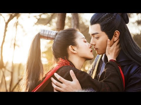 💖Соблазняла его, но влюбилась сама💖Клип к дораме Легенды // Чжао Яо 💖