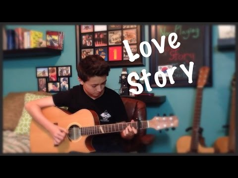 Love Story - Taylor Swift - Fingerstyle Guitar Cover