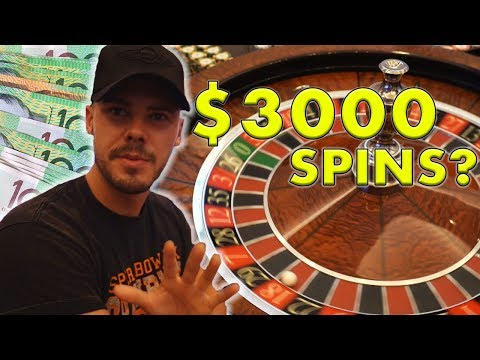 BIGGEST LIVE ROULETTE SPINS! - PART ONE