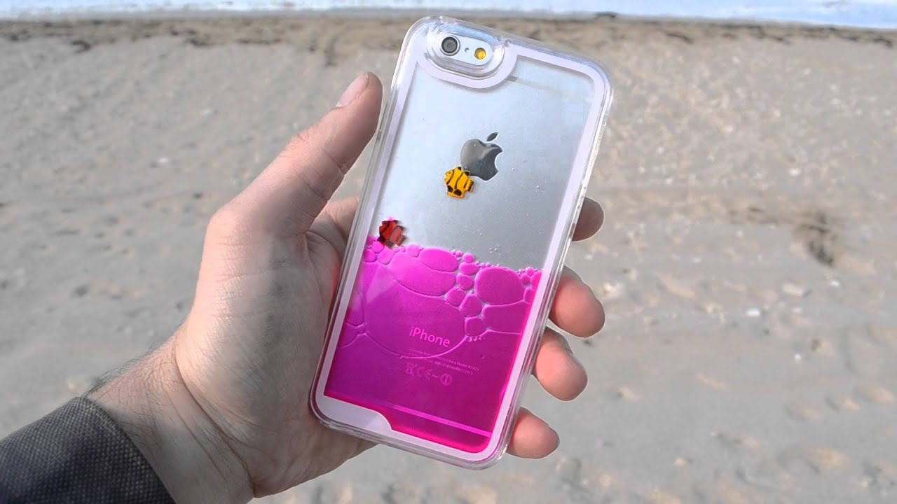 Coque Iphone  Paillette