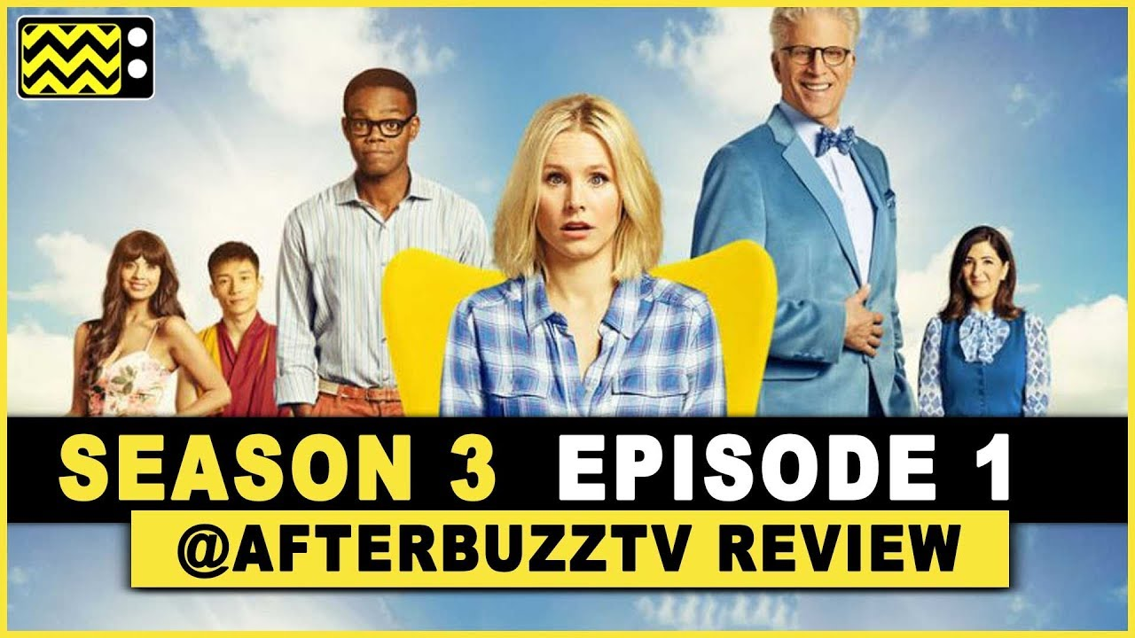 The Good Place Season 3 Episode 1 Review & After Show