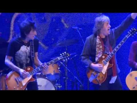 """The Rolling Stones """"Midnight Rambler"""" with Mick Taylor, May 18, 2013 Anaheim, CA"""