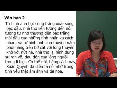 Luyện thi thpt quốc gia môn Văn 2016 - Cô Phạm Thị Thu Phương