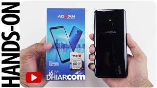 Rp. 1,4 jutaan Unboxing Advan i6 Indonesia, Kamera Bokeh Layar Full View