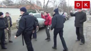 Полиция избивает ДК Николаев