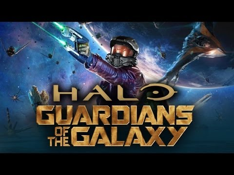 Halo | Guardians of the Galaxy * Fan Trailer Mashup w/ Kehlek * HD (720p)