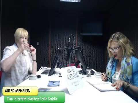 """""""ARTEDIMENSION"""" con SOFIA SAFDIE por On Radio 19-12"""
