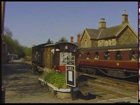 OFF THE RAILS - SEVERN VALLEY