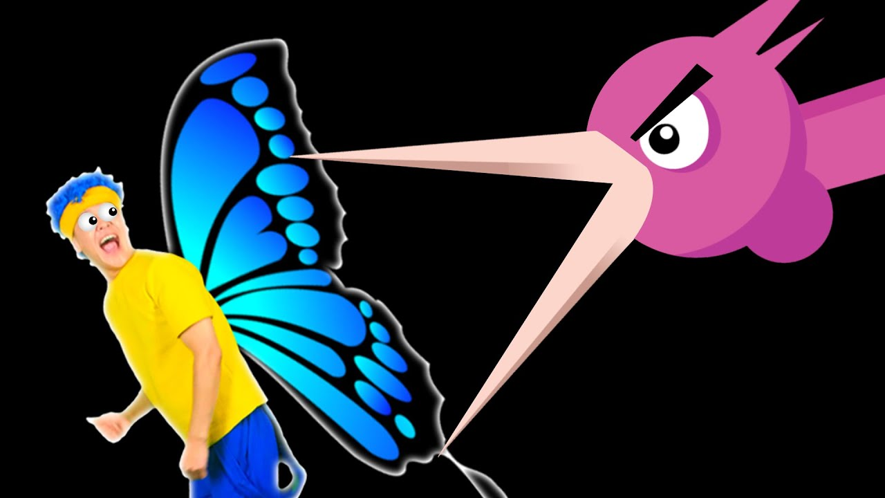 Бабочка | D Billions Детские Песни