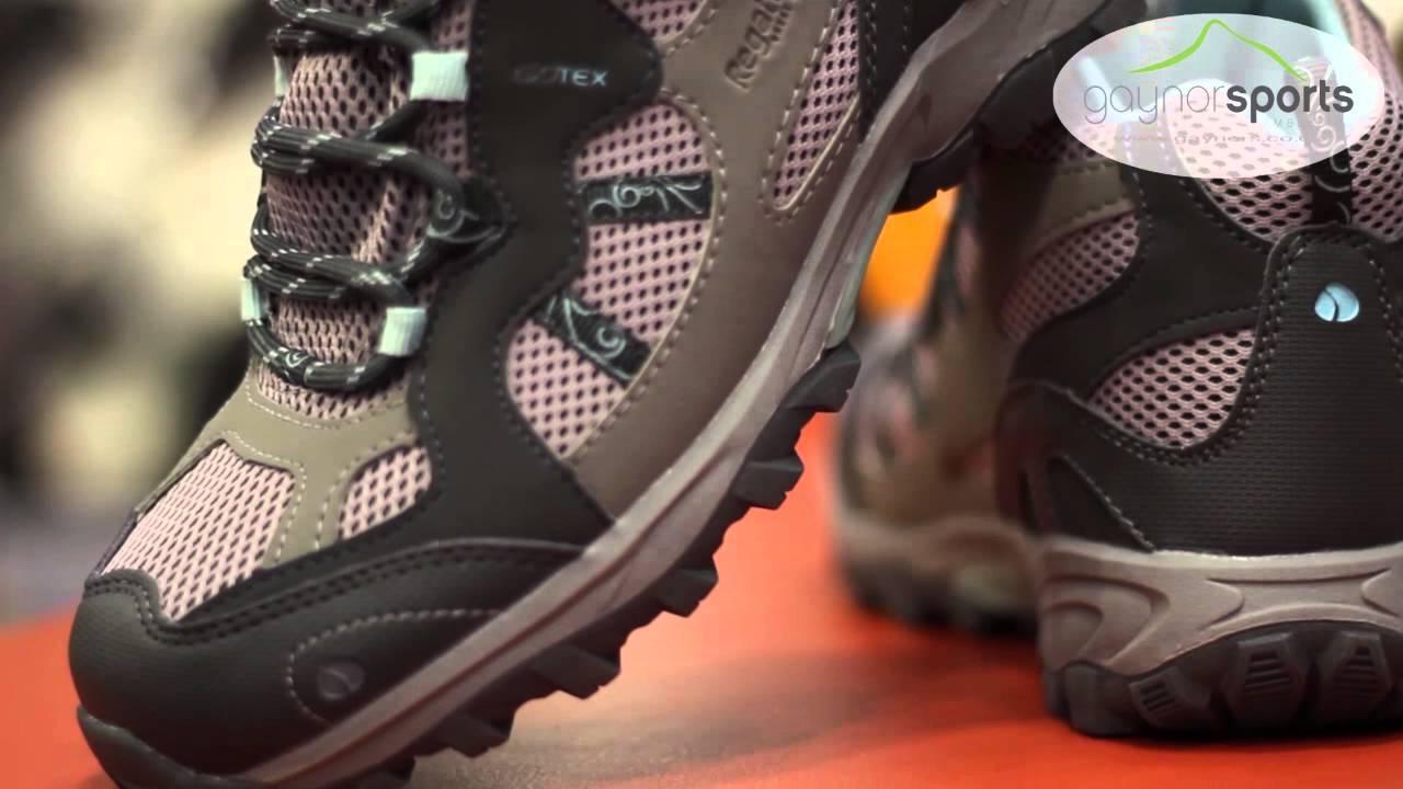 73063513f78 Regatta Crossland mid children's walking shoe. www.gaynors.co.uk ...
