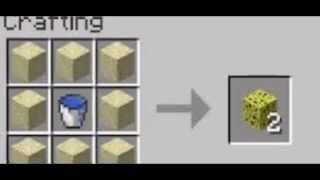 Рецепты крафта в minecraft!!!